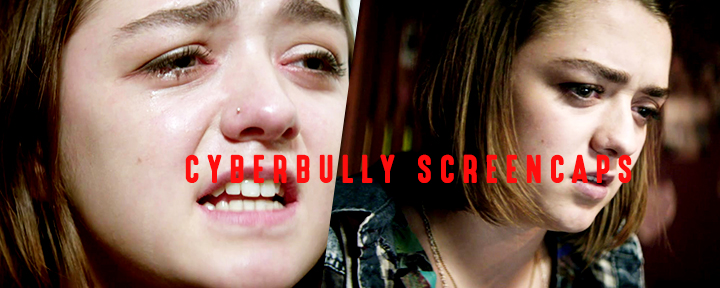 """""""Cyber bully"""" –  Screen Captures"""