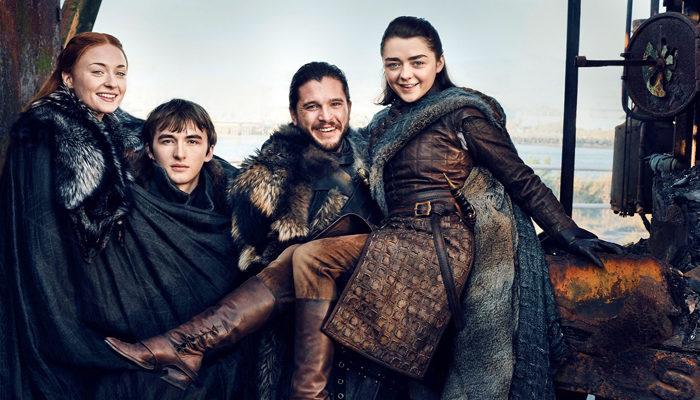 Game Of Thrones Season 7 Gallery Update