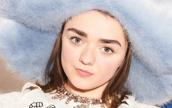 Maisie Williams for InStyle Magazine