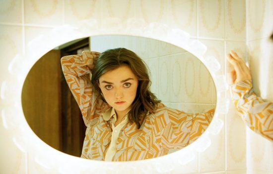 Maisie for The Telegraph Magazine